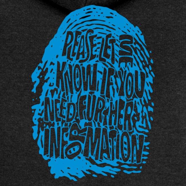Fingerprint DNA (blue)