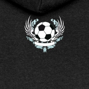 Soccer - Women's Premium Hooded Jacket