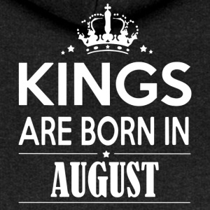 King Birthday August - Women's Premium Hooded Jacket