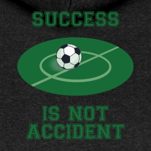 Football: Success is not Accident - Women's Premium Hooded Jacket