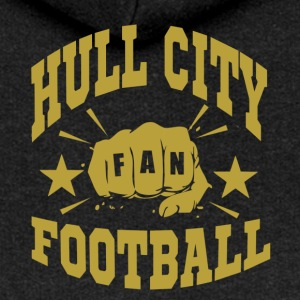 Hull City Fan - Premium hettejakke for kvinner