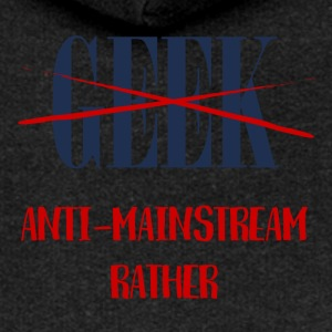 Geek: Anti-Mainstream Snarare - Premium luvjacka dam