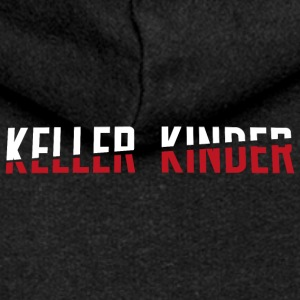 Kellerkinder lettering - Women's Premium Hooded Jacket