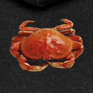 Red crab - Women's Premium Hooded Jacket