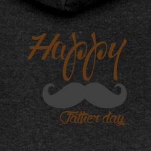 HAPPY FATHER DAY - Frauen Premium Kapuzenjacke