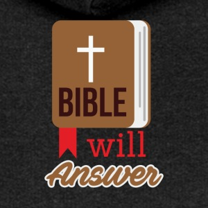 Bible will Answer - Women's Premium Hooded Jacket