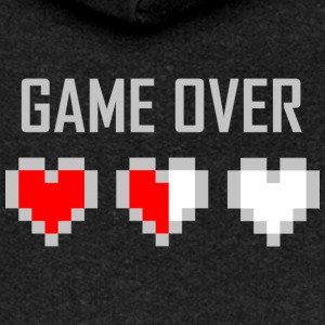 game_over_tshirt_vector_by_warumono1989-d7tn9e8 - Premium luvjacka dam