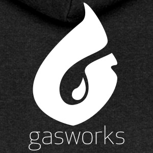 Gasworks Logo Tee - Women's Premium Hooded Jacket