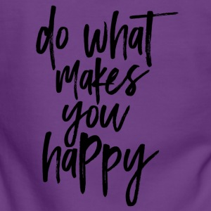 Do what makes you happy - Women's Premium Hooded Jacket