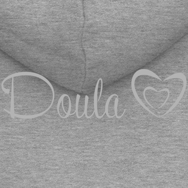 doula sydämet harmaa