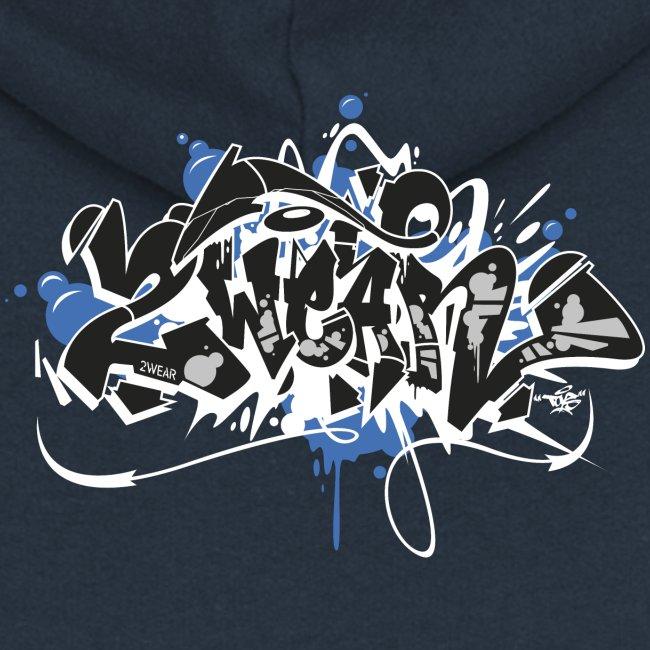 √ Dae 2Wear graffiti style ver01 black edt.
