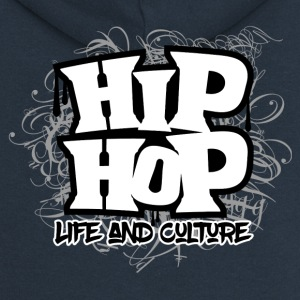 HipHop Life and Culture - Women's Premium Hooded Jacket