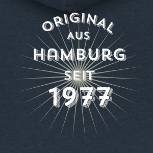 Original from Hamburg since 1977 - Women's Premium Hooded Jacket