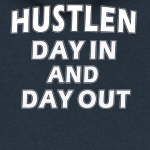 Hustlen day in and day out - Frauen Premium Kapuzenjacke