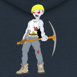 Builder Zombie Collection - Premium hettejakke for kvinner