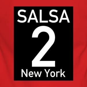 Salsa On2 New York - auf DanceShirts - Frauen Premium Kapuzenjacke