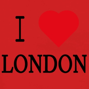 I Love London - Rozpinana bluza damska z kapturem Premium