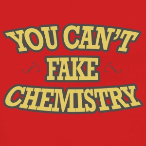 Chemist / Chemistry: You can't fake chemistry - Women's Premium Hooded Jacket
