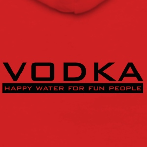 Vodka - happy vann - Premium hettejakke for kvinner