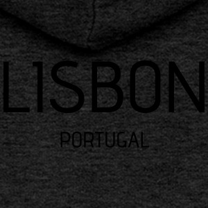 lisbon - Women's Premium Hooded Jacket