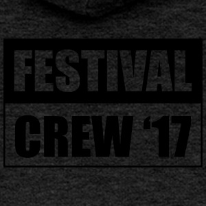 Festival Crew 17 - Women's Premium Hooded Jacket