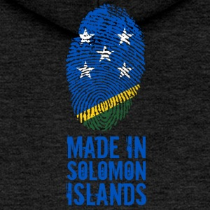Made In Solomon Islands / Solomon Islands Solomon Islands - Women's Premium Hooded Jacket