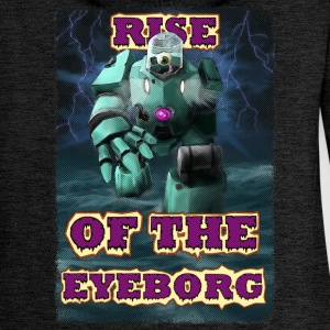 Rise of the Eyeborg - Frauen Premium Kapuzenjacke