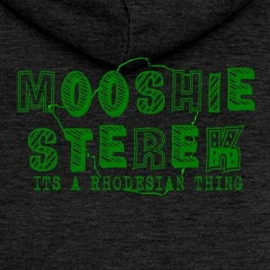 Rhodie Mooshie Sterek - Women's Premium Hooded Jacket