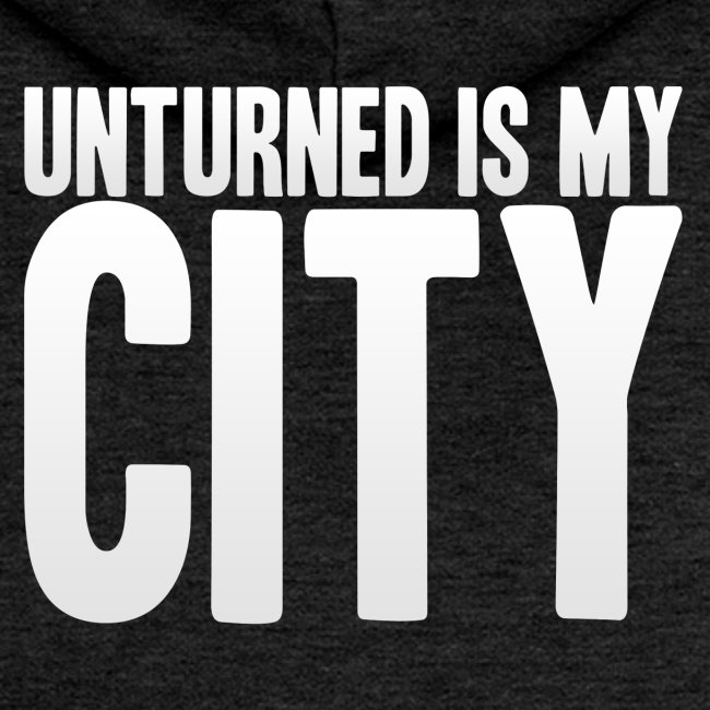 Unturned is my city