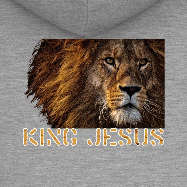König Jesus der Löwe von Juda