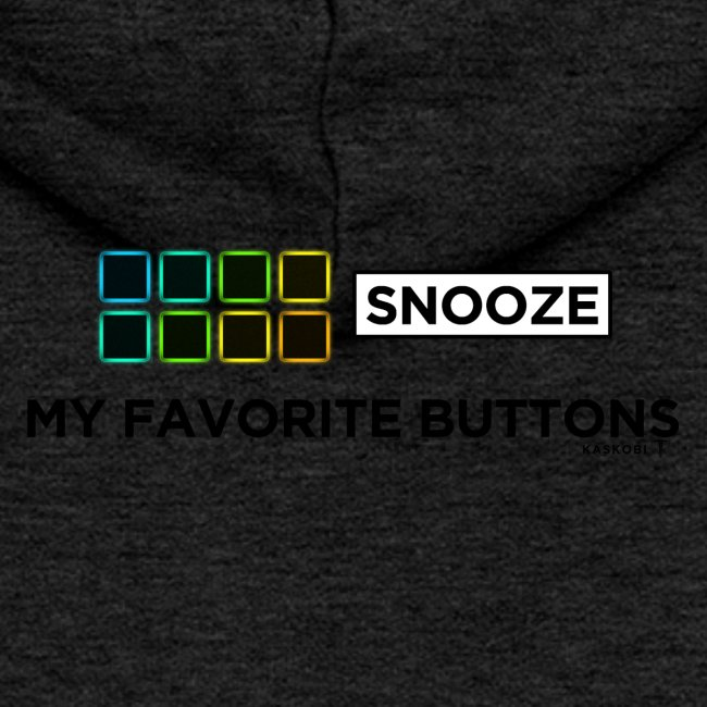 Snooze + Phantom Buttons // Kaskobi