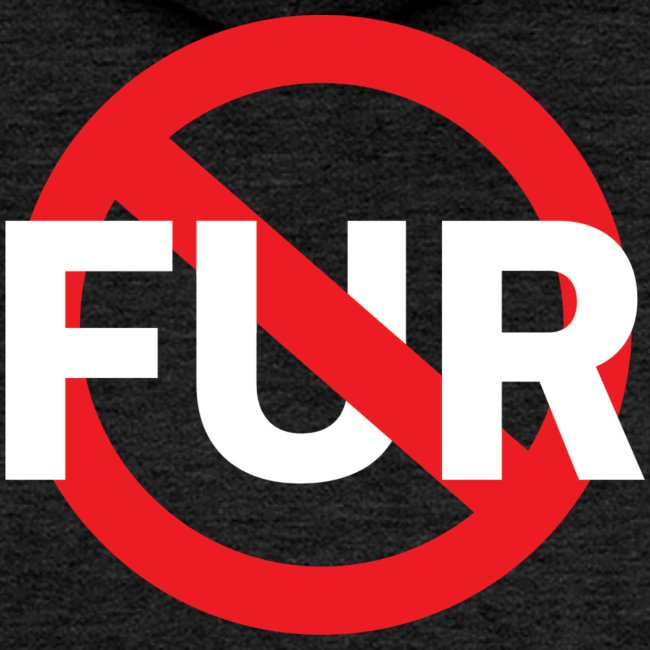 Fuck fur! White