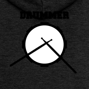DRUMMER - Women's Premium Hooded Jacket