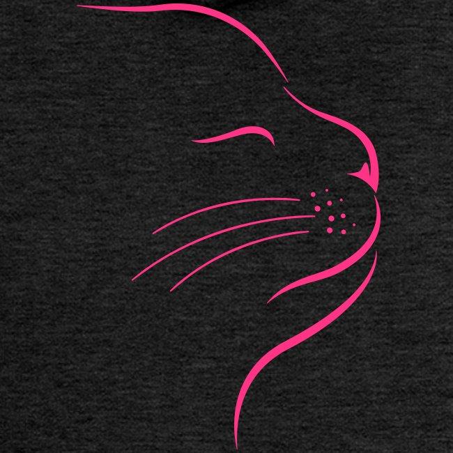 Vorschau: Catstyle - Frauen Premium Kapuzenjacke