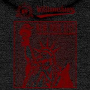New York · Williamsburg - Premium hettejakke for kvinner