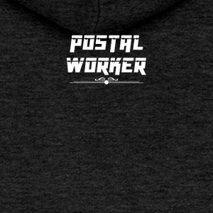 Postal worker - Women's Premium Hooded Jacket