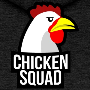 Chicken Squad - Women's Premium Hooded Jacket