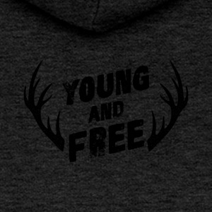 Young and Free - Premium luvjacka dam