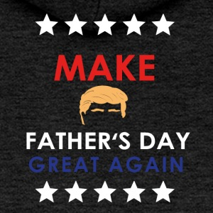 Make Father's Day Great Again! - Frauen Premium Kapuzenjacke