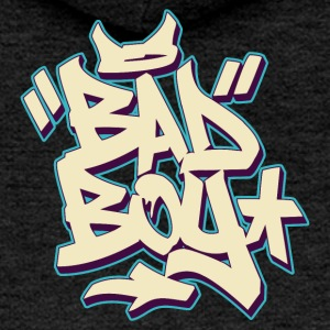 BAD BOY GRAFFITI - Premium luvjacka dam