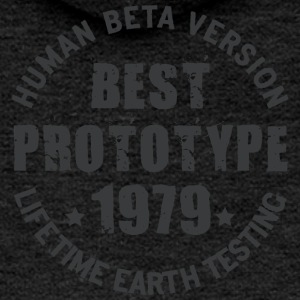 1979 - The year of birth of legendary prototypes - Women's Premium Hooded Jacket