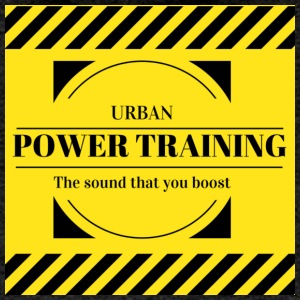 URBAN POWER TRAINING - Women's Premium Hooded Jacket