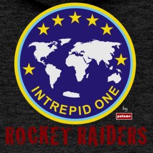 patame Intrepid En Logo Rocket Raiders - Premium hettejakke for kvinner