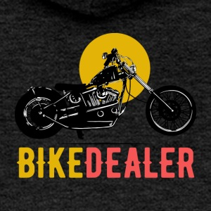 Bike Dealer · LogoArt - Premium hettejakke for kvinner