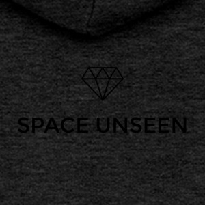SPACE UNSEEN - Women's Premium Hooded Jacket