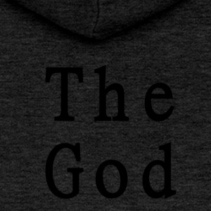 The_god - Frauen Premium Kapuzenjacke