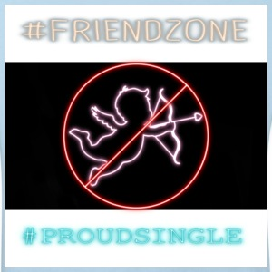 #Friendzone - Ekologisk T-shirt barn
