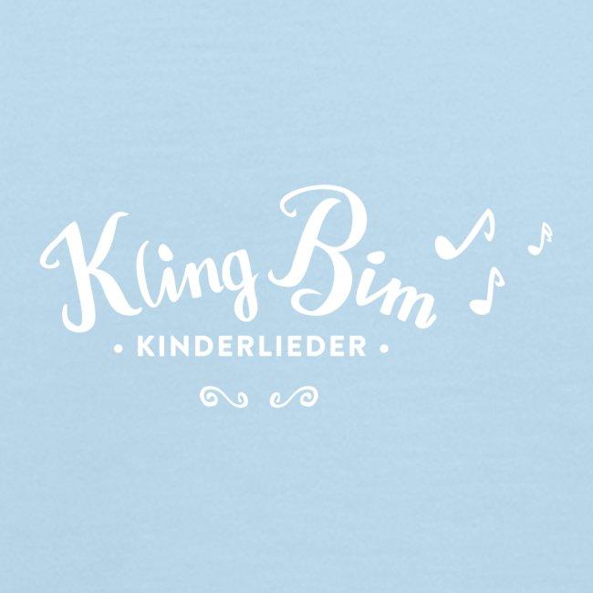 Windpferd mit weißem Logo - KlingBim