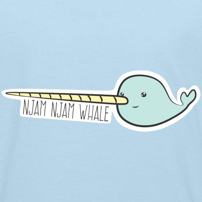 Njam Njam Whale