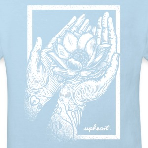 Lotus Hands - Ekologisk T-shirt barn